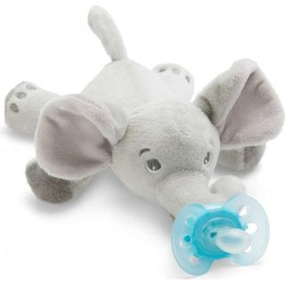 Philips Avent Ultra Soft Snuggle Elephant Pacifier