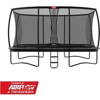 Berg Ultim Elite Regular 500x300cm + Safety Net DLX XL