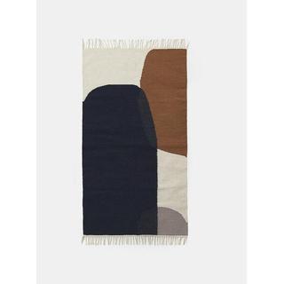 Ferm Living Kelim Merge (160x250cm) Flerfärgad