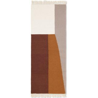 Ferm Living Kelim Borders (70x180cm) Flerfärgad