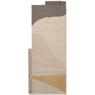 Ferm Living Kelim Earth (80x140cm) Flerfärgad