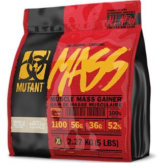 Mutant Mass Vanilla Ice Cream 2.27kg