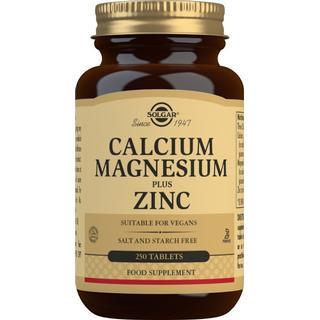 Solgar Calcium Magnesium Plus Zinc 250 st