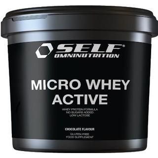 Self Omninutrition Micro Whey Active Banana Chocolate 1kg