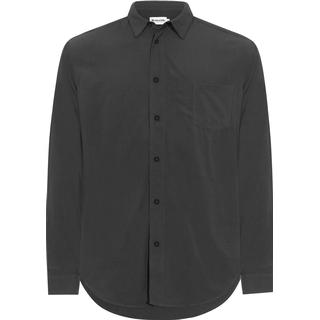 Resteröds Bamboo Shirt - Smoke Black