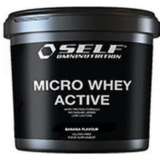 Self Omninutrition Micro Whey Active Banana 4kg