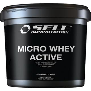 Self Omninutrition Micro Whey Active Strawberry 1kg