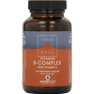 Terra Nova B-Complex with Vitamin C 100 st