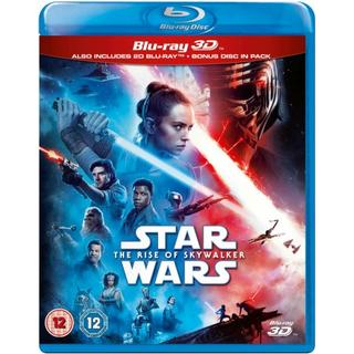 Star Wars: The Rise Of Skywalker (3D Blu-Ray)