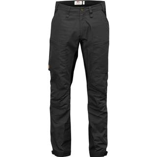 Fjällräven Abisko Lite Trekking Trousers - Dark Grey