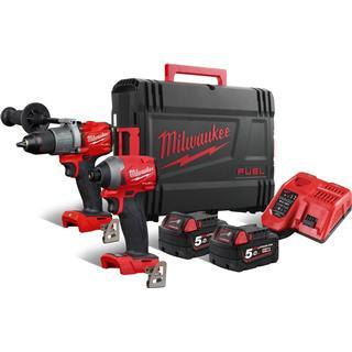 Milwaukee M18 FPP2A2-502X Set