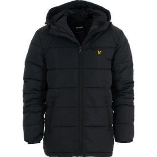 Lyle & Scott Wadded Jacket - True Black