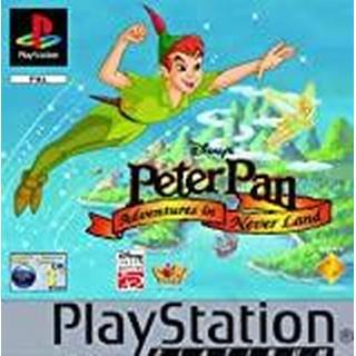 Peter Pan - Adventures In Never Land Platinum