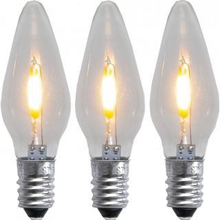 Star Trading 300-20 LED Lamp 0.5W E10 3-pack
