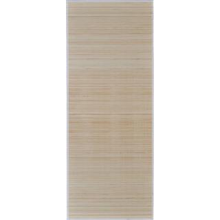 vidaXL Bamboo (100x160cm) Brun