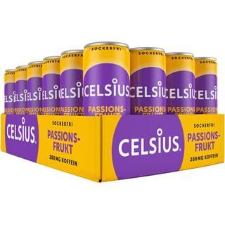 Celsius Passion Frukt 24 st