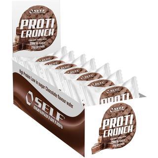 Self Omninutrition Proti Crunch Chocolate 60g 12 st