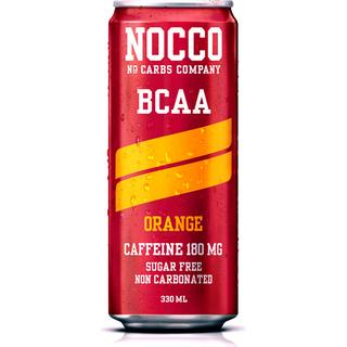 Nocco BCAA Orange 330ml 24 st