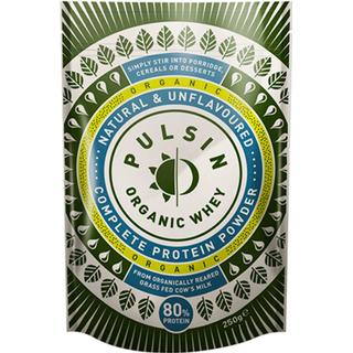 Pulsin Organic Whey Protein Powder 250g