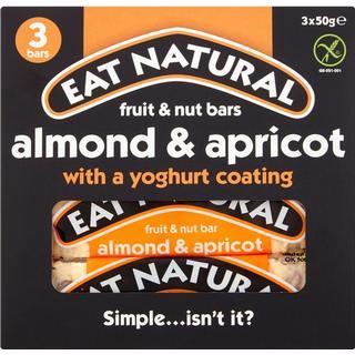 Eat Natural Fruit & Nut Bar Almond & Apricot 50g 3 st