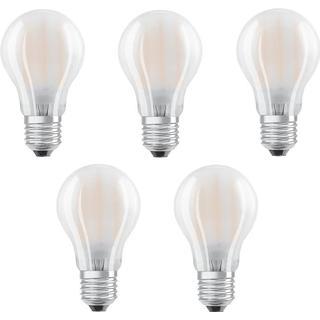 LEDVANCE Base CLAS A 60 LED Lamp 7W E27 5-pack