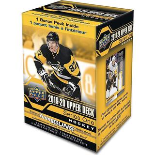 Hockey Cards NHL Blasterbox Upper Deck Series 1 2019-20