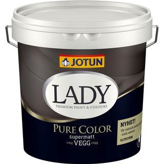 Jotun Lady Pure Color Väggfärger Valfri färg 10L