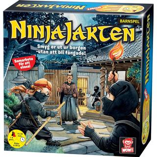 Wow Ninja Hunt