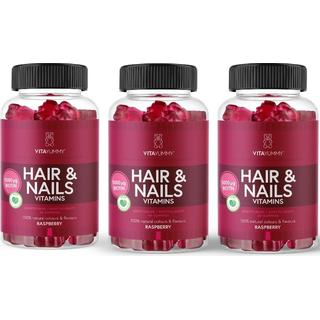 VitaYummy Hair & Nails 180 st