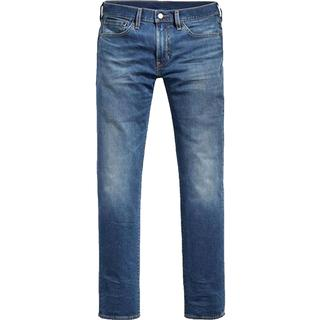 Levi's 511 Slim Fit All Seasons Tech Jeans - Caspian/Blue