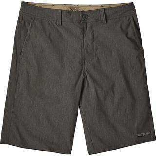 """Patagonia Stretch Wavefarer Walk Shorts 20"""" - Forge Grey"""