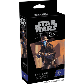 Fantasy Flight Games Star Wars: Legion Cad Bane Operative Expansion