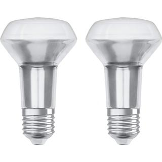 LEDVANCE ST R63 60 LED Lamp 4.3W E27 2-pack