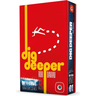 Detective: Signature Series Dig Deeper