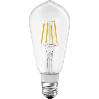 LEDVANCE Smart+ BT CLA Edison 60 LED Lamp 6.5W E27