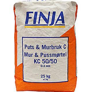 Finja Puts- & Murbruk C 0-3mm 25kg