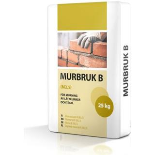 Murbruk B 25kg