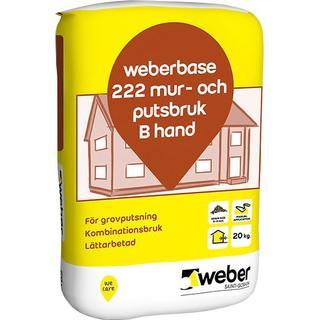 Weber Base B 222 502080987 20kg
