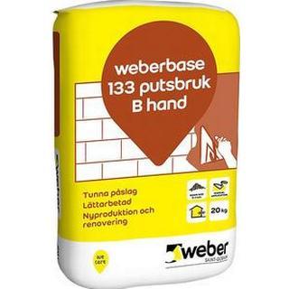 Weber Putsbruk Base B 133 20kg