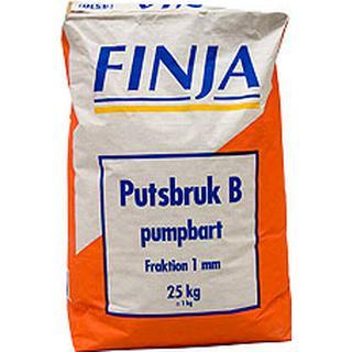 Finja Putsbruk B Fin 0-1mm 25kg