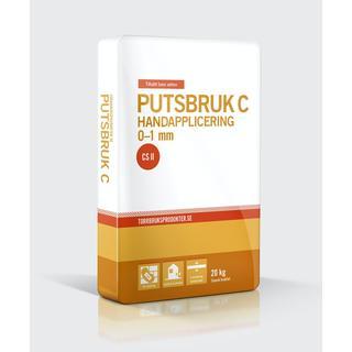 Finja Putsbruk C Handapplicering 20kg