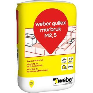 Weber Gullex B M 2.5 502080984 20kg
