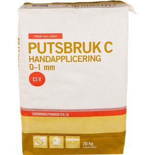 Torrbruksprodukter Putsbruk C Hand 20kg