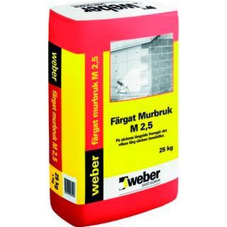 Weber Murbruk M 2.5 B 23013 25kg