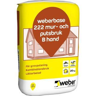 Weber Mur O Putsbruk B Serpo222 25Kg