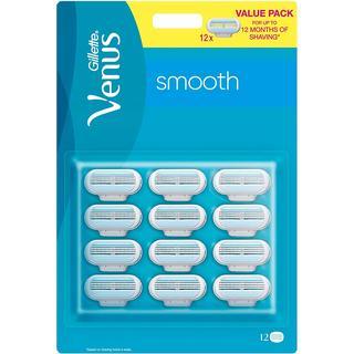Gillette Venus Smooth 12-pack
