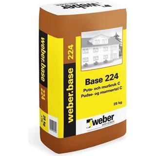 Weber Puts & Murbruk Base C 224 25kg