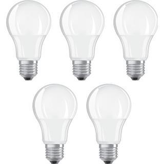 LEDVANCE Base CLAS A 60 LED Lamp 8.5W E27 5-pack