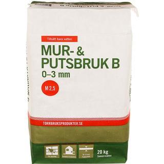 Finja Mur & Putsbruk B Torrbruksprodukter 20kg
