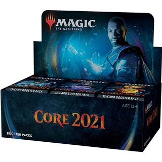 Wizards of the Coast Magic the Gathering: Core Set 2021 Booster Pack